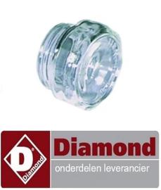 3679.16100.20 - LAMPBESCHERMING VOOR OVEN KLEIN MODEL 350°C DIAMOND MACRO42