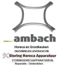 361210007 - Verkleinrooster L 205mm - B 205mm Ambach, Krefft