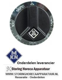 259209903 - Knop thermostaat t.max. 300°C MKN BAKPLAAT