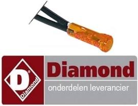 595216029 - Signaallamp geel voor vaatwasser DIAMOND