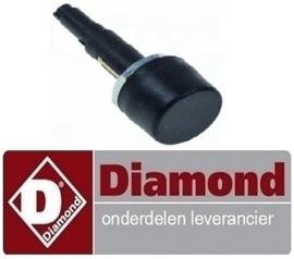 254RIC0004096 - Piëzo-ontsteker drukknop bakplaat  DIAMOND G77/PL4T-N