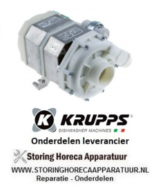 630500983 - Waspomp vaatwasser KRUPPS KORAL 500