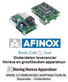 47574701063 - Printplaat schokvriezer L 118mm B 80mm passend voor AFINOX model EVC80S10P7AFX00