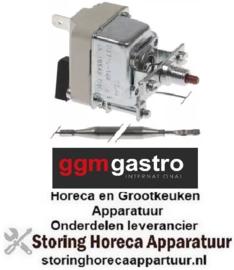 VE303391031 - Maximaalthermostaat uitschakeltemp. 235°C voor friteuse GGM Gastro