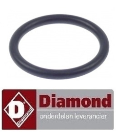 432456002 - O-RING BOILER ELEMENT DIAMOND 015/25D-NP