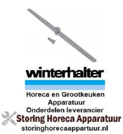 941517701 - Naspoelarm L 495mm 7 sproeiers voor vaatwasser  Winterhalter
