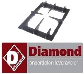G17 - GASFORNUIS DIAMOND HORECA EN GROOTKEUKEN APPARATUUR REPARATIE ONDERDELEN
