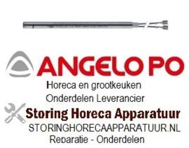137417747 - Verwarmingspatroon 150W 230V ø 10mm voor Angelo Po