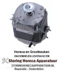 346601334 - Ventilatormotor W 220-240V 50/60Hz - 1300/1550U/min