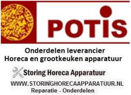 POTIS DONER, SHOARMA GRILL  - HORECA EN GROOTKEUKEN APPARATUUR REPARATIE ONDERDELEN