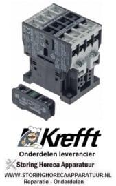 5563.02805.06 - Relais AC1 25A steamer KREFFT GG10.11NT
