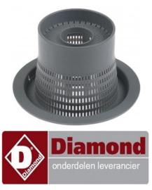 151121136  - Filter voor afvoer vaatwasser DIAMOND D281/EK-NP