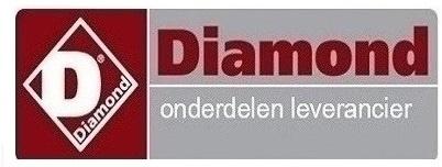 48941801049 - DEURRUBBER VOOR KOELCEL / VRIESCEL DIAMOND