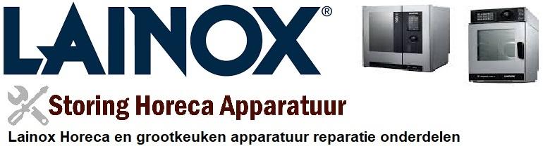 Lainox steamer, ovens horeca apparatuur reparatie onderdelen