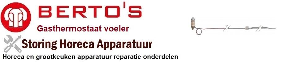 Bertos gasthermostaatvoeler 1