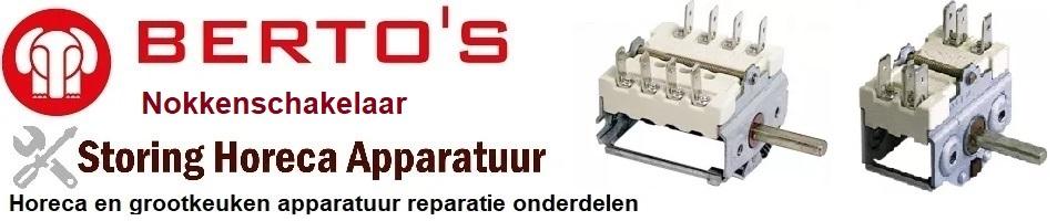Bertos Nokkenschakelaar 1
