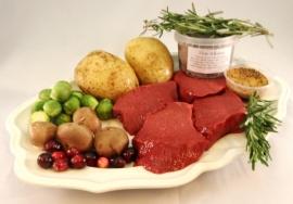 Herten Biefstuk +/- 100 gram per stuk
