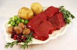 Herten Biefstuk +/- 180 gram per stuk