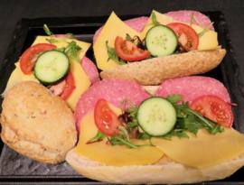 Belegde broodjes van Straathof