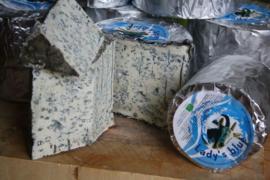 Lady Blue biologische blauwe schimmelkaas van geitenmelk