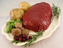Herten vlees +/- 250 gram