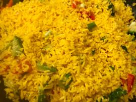 Thaise gele rijst ** 350 gram