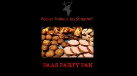 Kip Partypan & maaltijden