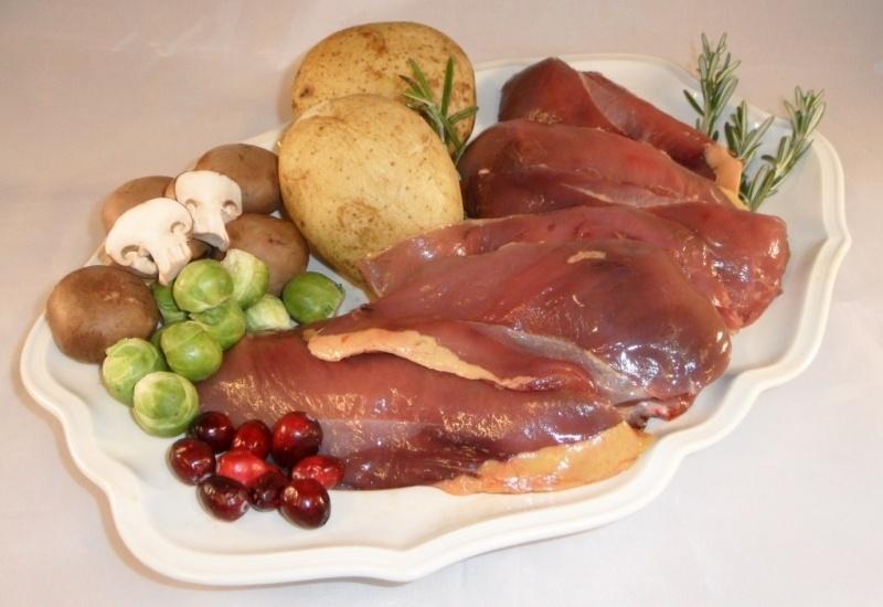 Fazant Filet (hollands)
