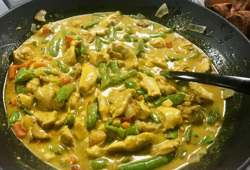 Thaise Gele Curry** per 200 gram