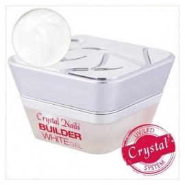 Crystal nails white gel