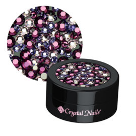 Swarovski Cocktail Collection by CN – Lady Violet