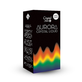 Aurora crystal liquid