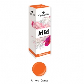 CN art gel neon orange 5ml