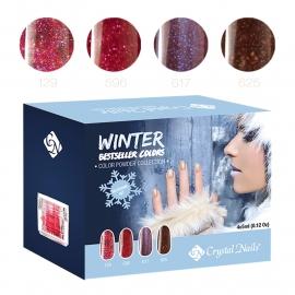 2015 Color powder Bestseller Colors winter kit