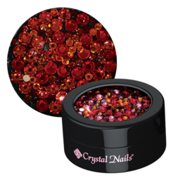 CN Swarovski Indian Summer Collection – Red Apples
