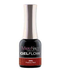 MN GelFlow#39G Festive red