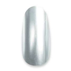 CrystaLac ChroMe, 10, 4 ml, Zilver, Crystal Nails