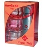 Crystal nails Acryl Trial kits
