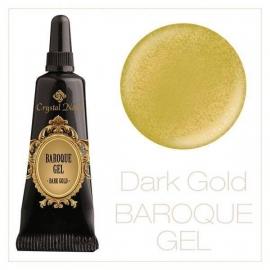 Baroque gel dark gold