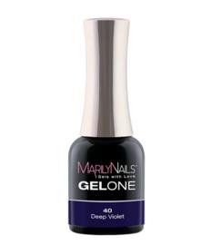MN GelOne#40 Deep violet