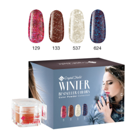 Crystal nails acryl Color kits.