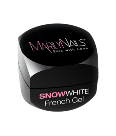 MN French-Snow White Gel 3ml