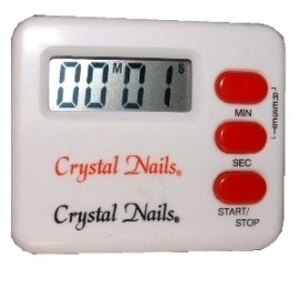 Crystal nails timer