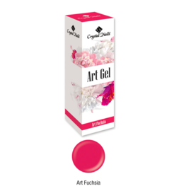 CN Art Gel Fuchsia 5 ml