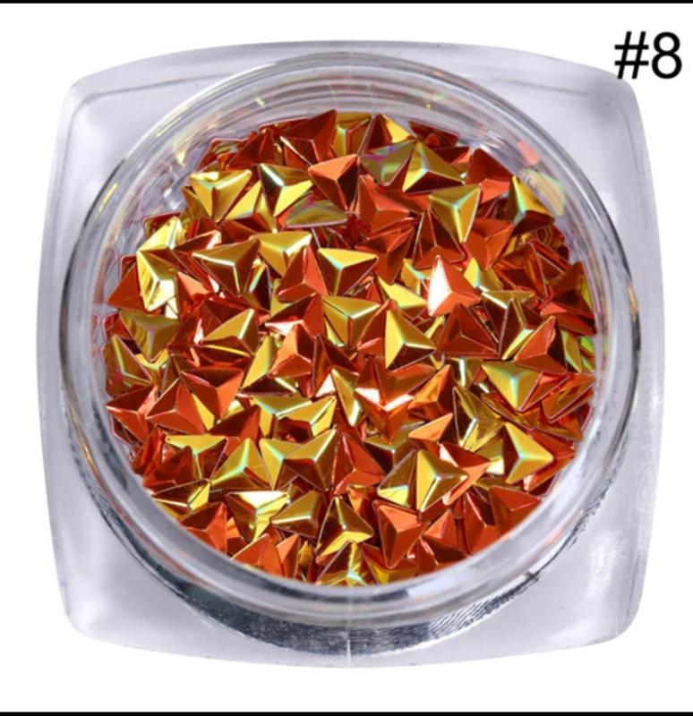 3d glitter #8