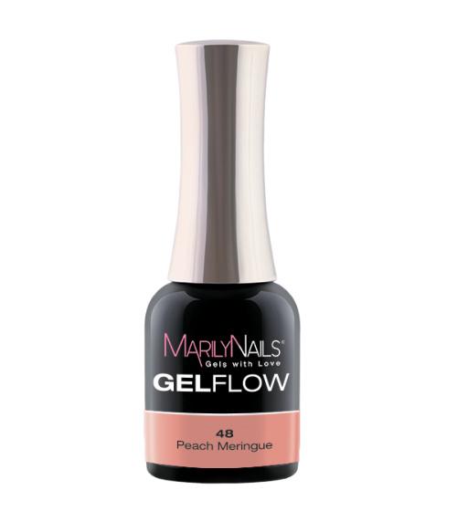MN GelFlow#48 Peach Meringue