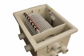 Trommelfilter PP50