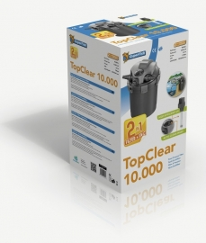 SF Top clear 10000 UVC 9 Watt
