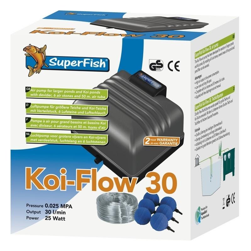 Superfisch Koi-Flow 30