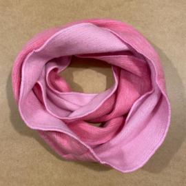 Alpacawollen kindercol roze